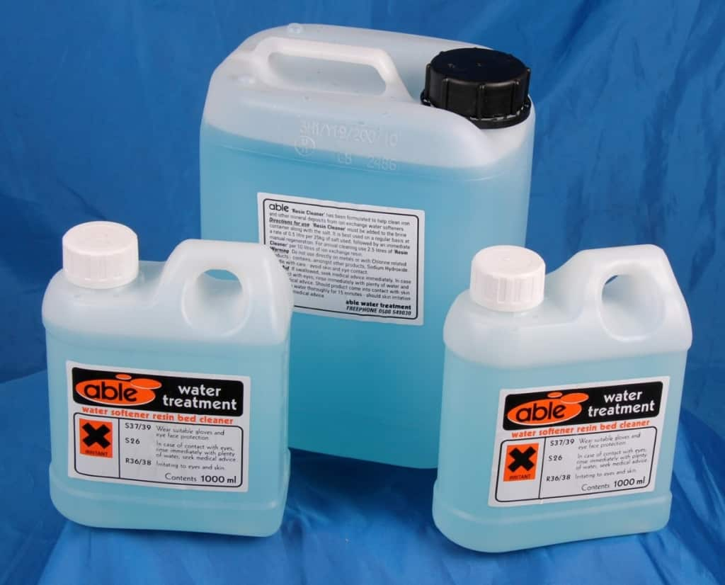 Resin Cure