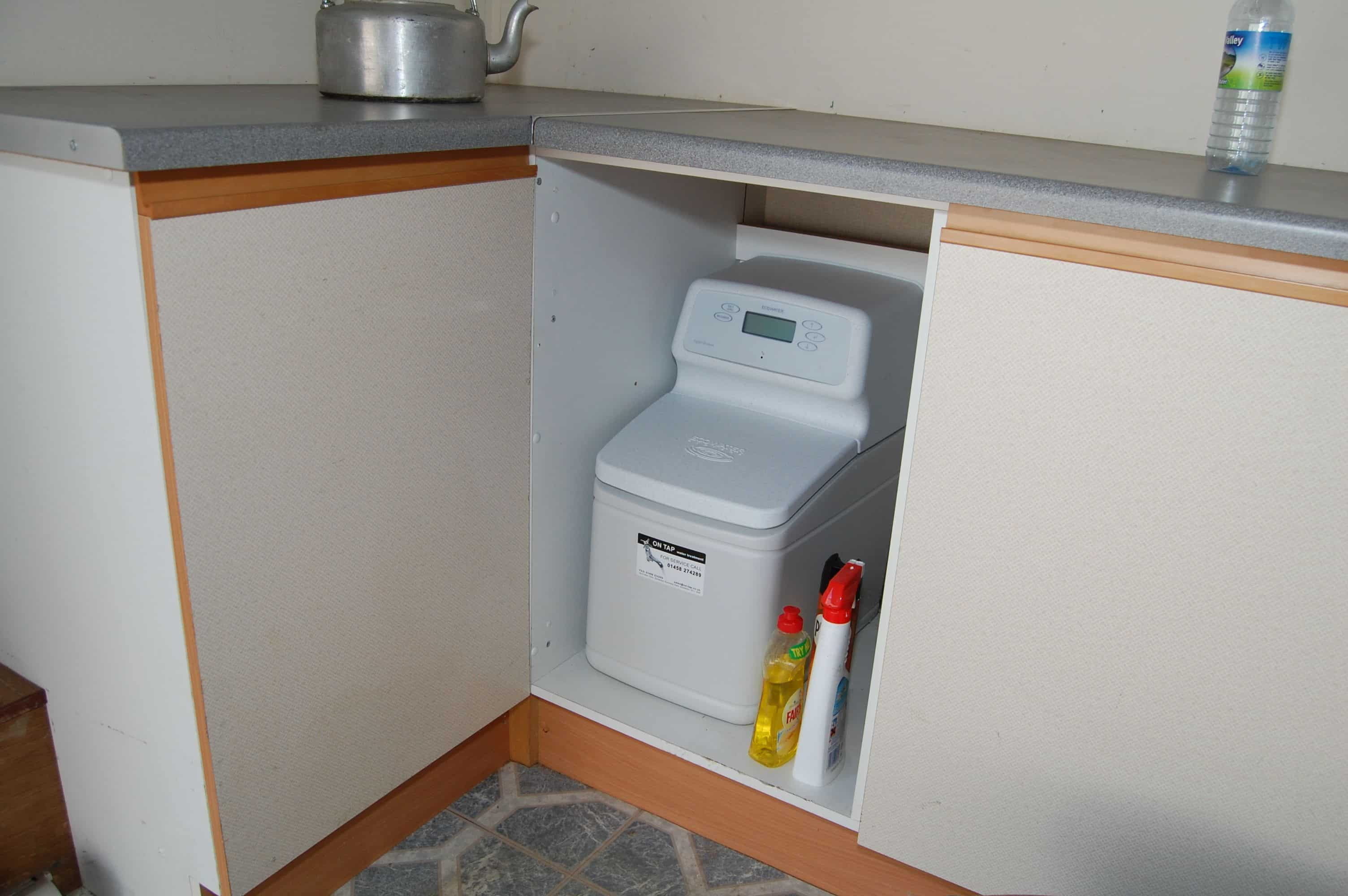 Water Softeners On Tap Water Treatment