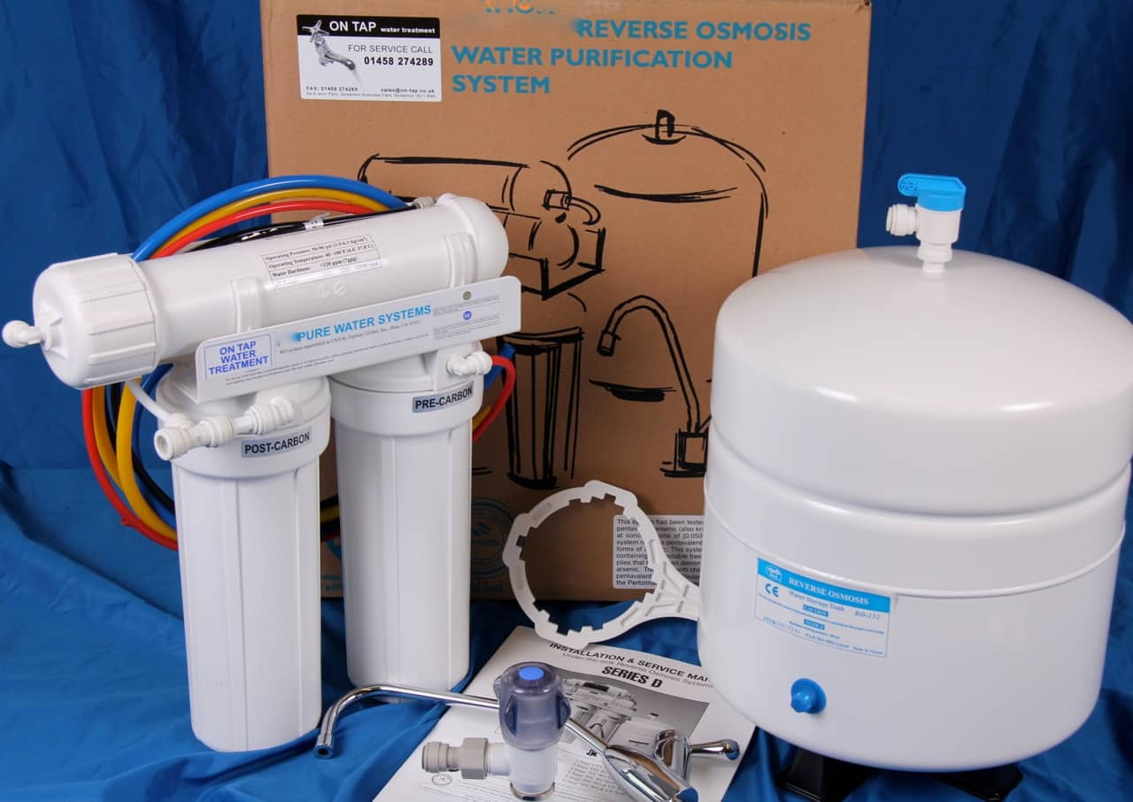 Types Of Commercial Drinking Water Filtration Systems